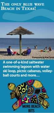 Rockport-Fulton Blue Wave Beach