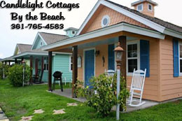 Candlelight Cottages by the Beach