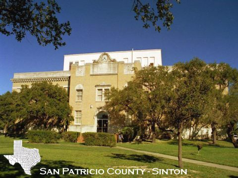 Picture of San Patricio County Courthouse